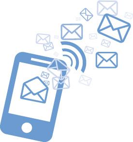 Envoi de rappels de RDV par SMS