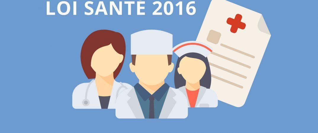 Loi santé 2016 - Belenos